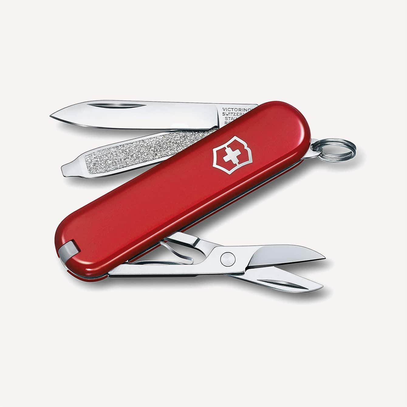 Victorinox Swiss Army Classic SD Pocket Knife Small Red