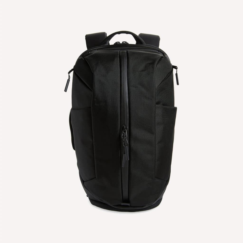 Nordstrom Aer Water Resistant Nylon Duffle Backpack