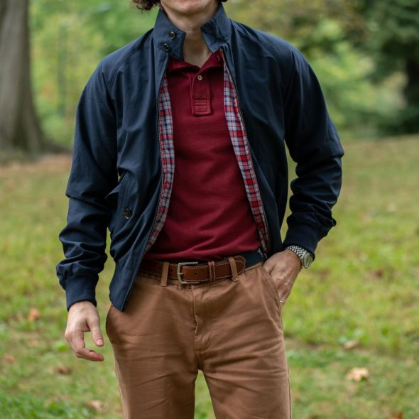 How to Wear the Color Red For Men Featured